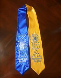 Two Color Stole