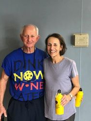 Derrel & Shirley Strother