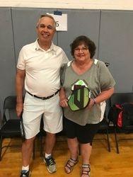 Dan Schnaars and Sharon Richard