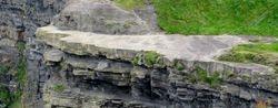 "Close-up of ""the ledge"""