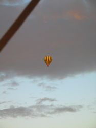 Solitary balloon