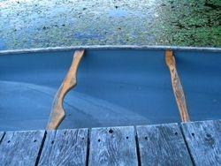 Milton rowboat