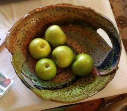 Self Handled Bowl
