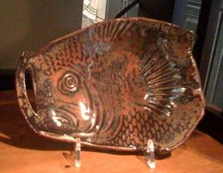 Small Fish Bowl - sold