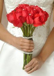 Red Roses Represent Love