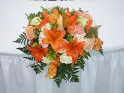 Cascading Arrangement for you and your Sweetheart