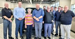 Crew at Hobson Ford Dealership