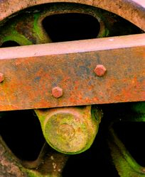 Rusty Roller