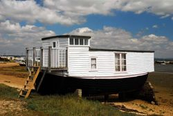 Hayling Island House Boat