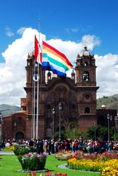 Cusco - Easter Sunday Celebrations
