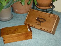 Beautiful Hand Crafted Wooden Boxes