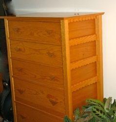 Ponderosa Pine Dresser
