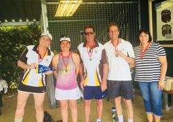 Mixed Doubles Div 2