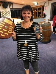 Lou Dicker Service award 2019