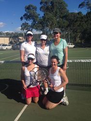 Traditional Ladies 2014 Premiers