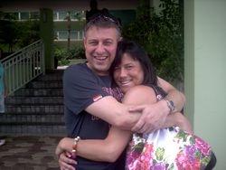 Mr Paul & Kristan Cook
