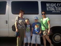 Sherry Alarid & Family