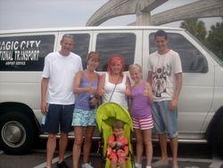 The Lovely Boardman Family
