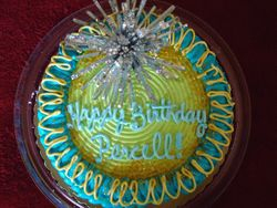 Percell's Birthday Cake (10-23)