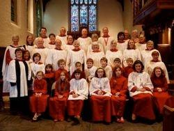 Pentecost Evensong, Grace Church 2010