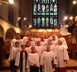 Trinity Church - Newton, MA - May 19, 2013