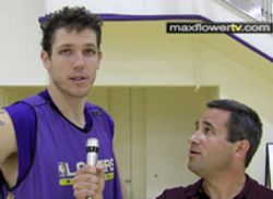 Luke Walton, Lakers