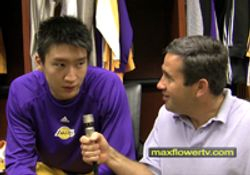 Sun Yue, Lakers