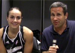 Becky Hammon, Silver Spurs