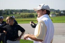 Tim the golf pro