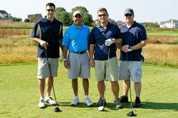 Nolan Quinn, Neil Patel, Tom Ray, and Gene McVey
