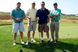 Joe Catania, Walt Sokoll, Chris Keiser, and Marc Levine