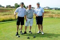 Art Nielson, Allen King, and Dave Demedio
