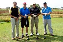 Don Nicholson Sr, Vince Dilodovico, Mike Bonaroti, and Don Nicholson Jr