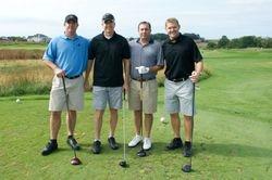 Chris Gedney, Dave Monohan, Paul Bucci, and Jim Nelson