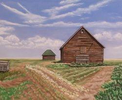 The Ursulescu Farm in Saskatchewan