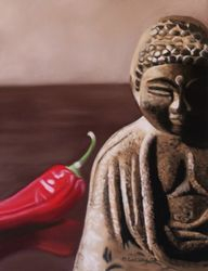 The Capsicum Monk