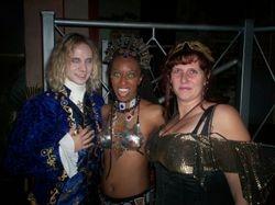 Lestat, Akasha & Melanie