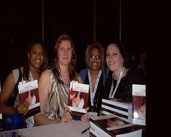 Melanie, Damaris & future readers