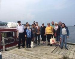 Bird Island Boat Tour 2021
