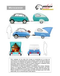 Microcaravans