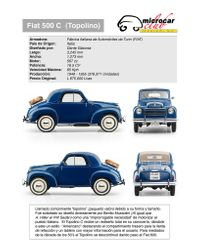 Fiat 500 C Topolino (Italia)