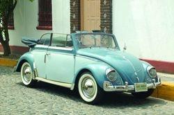 VW Cabrio 1954