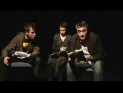 Orpheus (Mihai Arsene & Taxi Driver (Christian Hogas)
