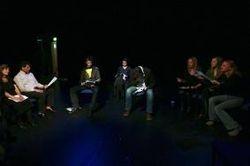 the cast of Bucharest Underground