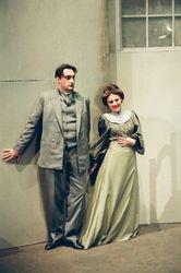 Laurent (Mihai Arsene) & Therese (Cerasela Iosifescu)