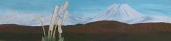 Mt Tongariro and Ngauruhoe