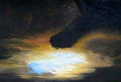 Rakaia Sunset