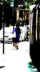 Street Walking, London