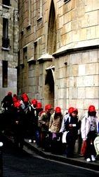 Red Hats, Paris