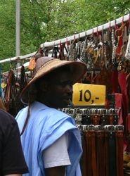 Market Man, Amsterdam